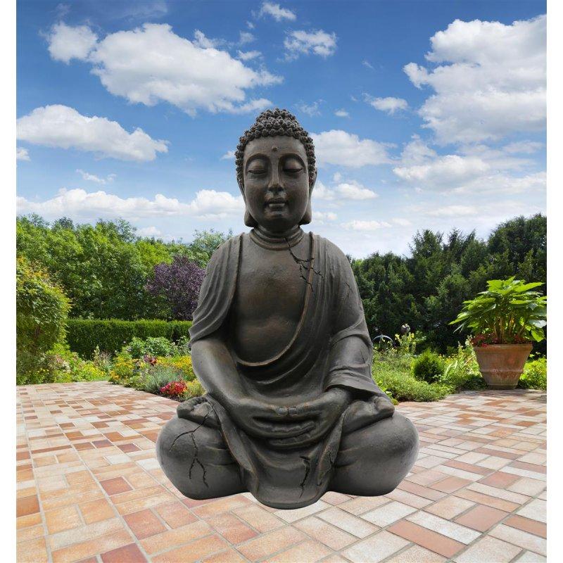 buddha stein garten stein garten design buddha stein garten design youtube with buddha stein. Black Bedroom Furniture Sets. Home Design Ideas